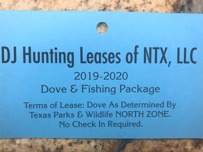 DJ Hunting Leases of North Texas LLC - Pricing & Lease Info